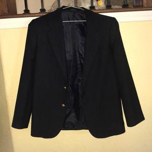 Van Heusen Juniors sport coat size 16 reg Navy